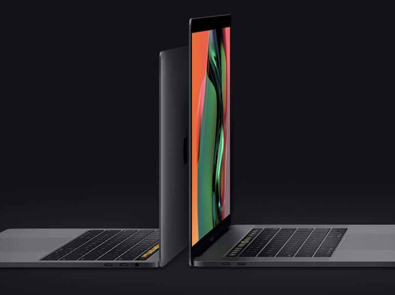 MacBook Pro 13 pouces avec Touch Bar (2018)