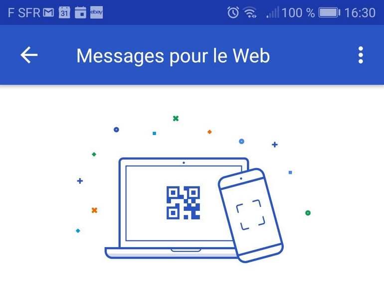 Android Messages via le navigateur Internet : six trucs et astuces