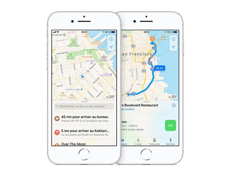 Apple Plans : une importante mise à jour en préparation...pour oublier le passé chaotique