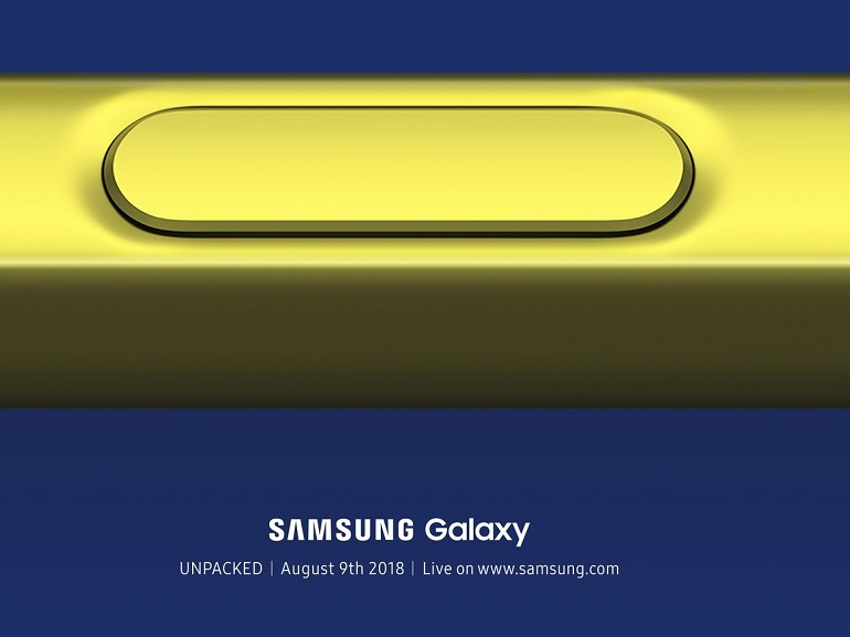 Samsung Galaxy Note 9 : un S-Pen revisité doté du Bluetooth ?