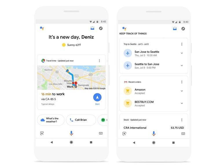 Google Assistant reçoit une mise à jour et devient plus complet