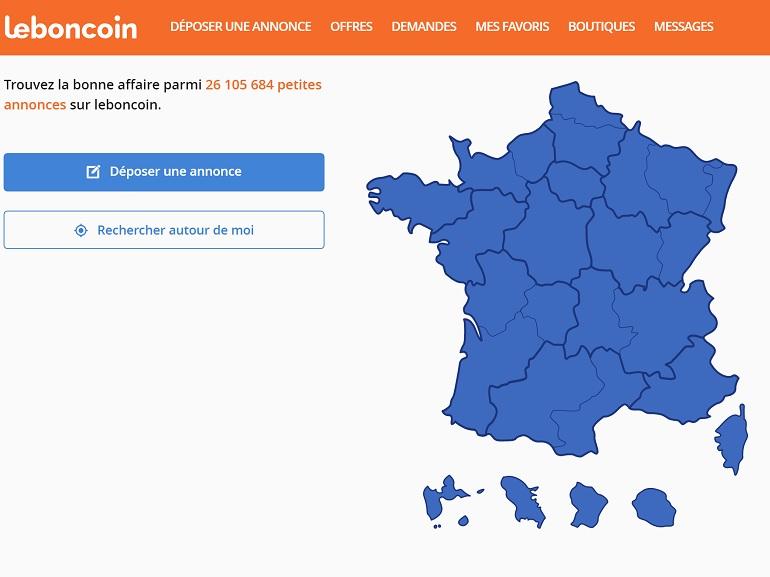 LeBonCoin propose un système de paiement en ligne par CB et s'apprête à concurrencer Airbnb
