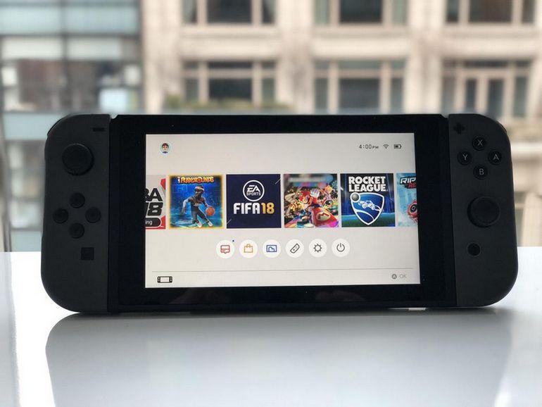Nintendo Switch : un mode VR s'y cache bel et bien, et depuis plus d'un an