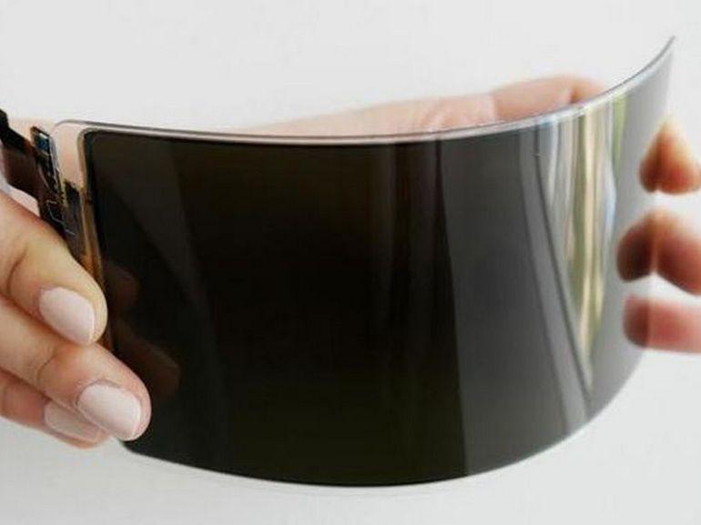 Samsung Galaxy X : l'écran du smartphone