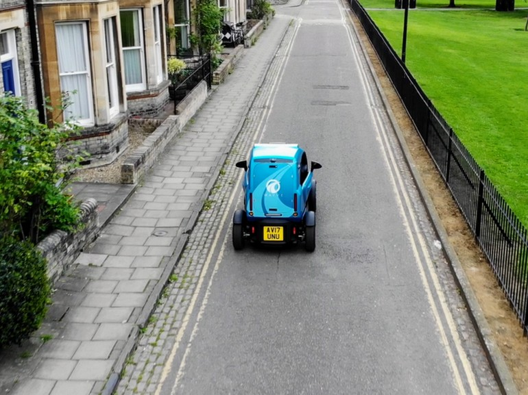 Une IA a appris à conduire une voiture autonome en 20 minutes