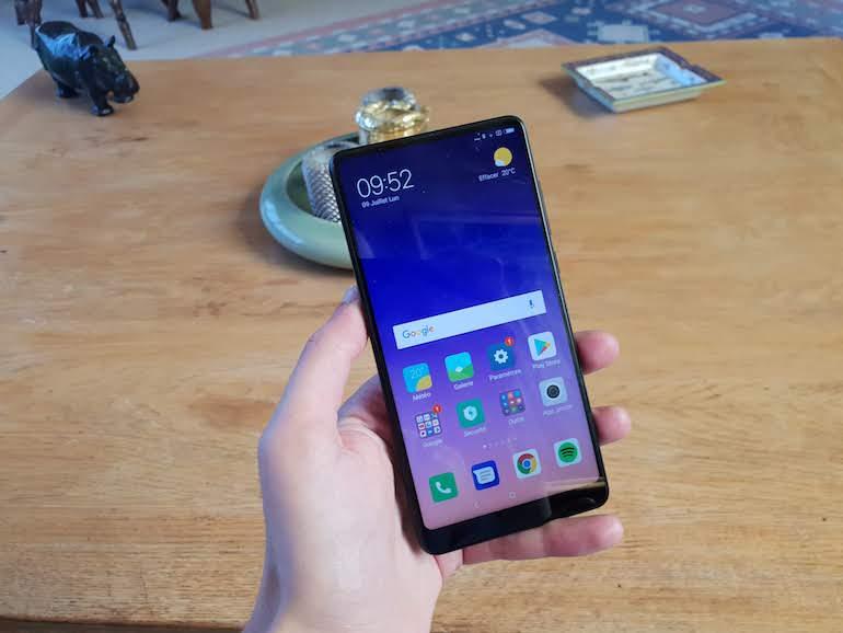 Xiaomi publie une mise à jour pour corriger le DAS excessif des Redmi Note 5 et Mi Mix 2S