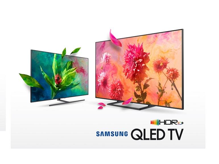 La HDR10+ présent sur les téléviseurs 4K 2018 chez Samsung et Panasonic
