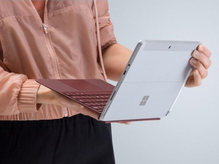 Microsoft Store : la nouvelle Surface Go à partir de 449 euros