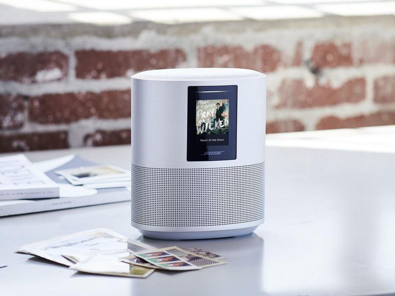 Bose s'attaque à Sonos et à la HomePod avec ses enceintes Alexa
