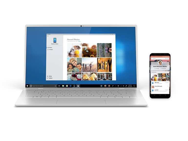 Windows 10 : Microsoft propose une application pour accéder aux photos stockées sur votre smartphone Android