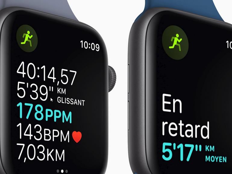 WatchOS 5 : 5 nouvelles fonctions de fitness pour l'Apple Watch