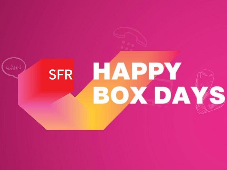 SFR : les box Internet fibre ou ADSL à partir de 5 euros jusqu'à demain