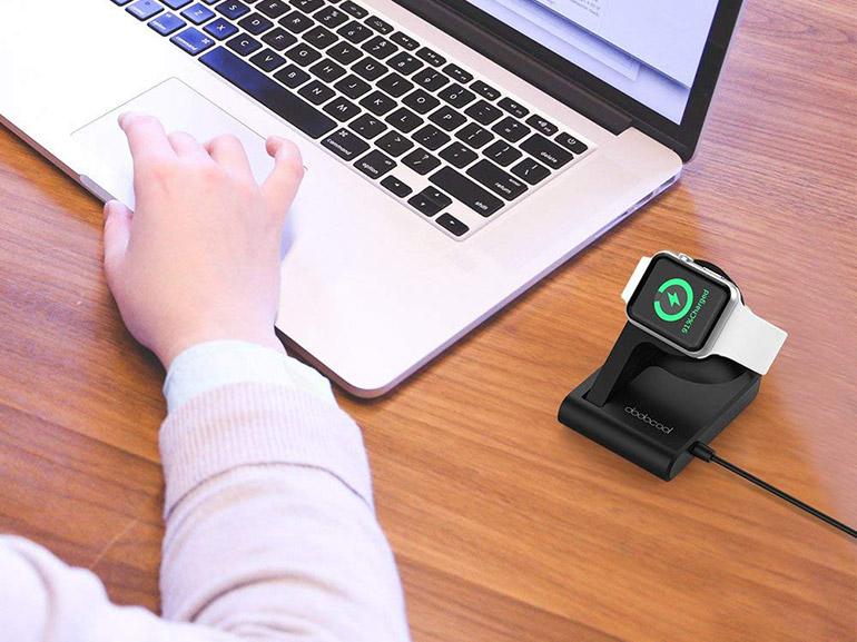 Bon plan : une station de charge pour Apple Watch à 22,39€