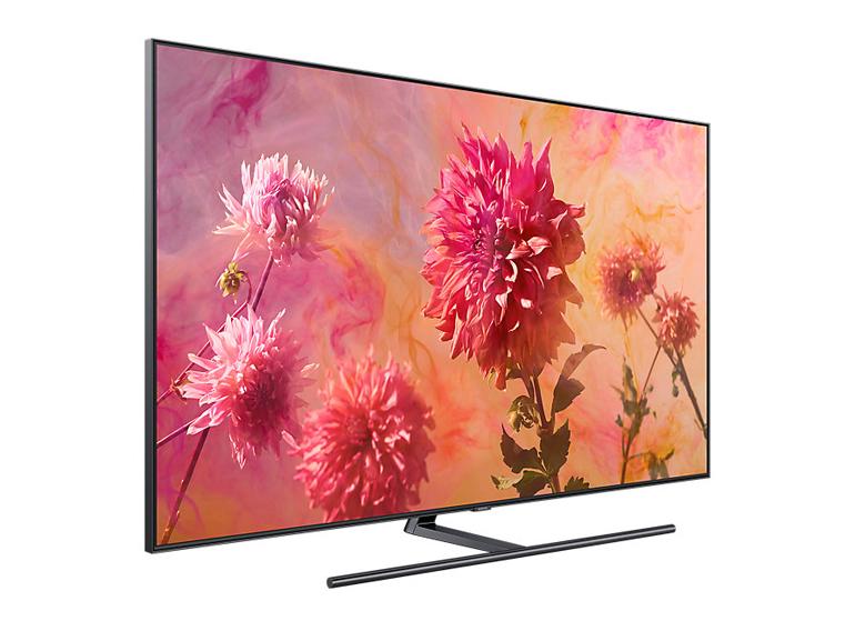 Test du TV Samsung Q9 2018 (55