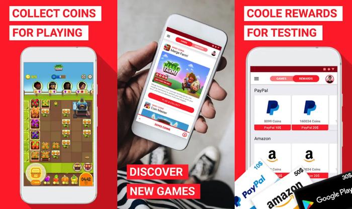 google play pour gagner de largent aux jeux