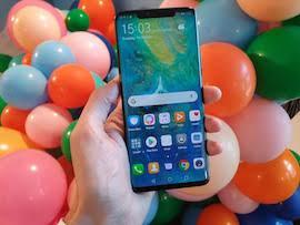 Test - Le Huawei Mate 20 Pro tient en échec ses concurrents, mais ne les mate pas encore