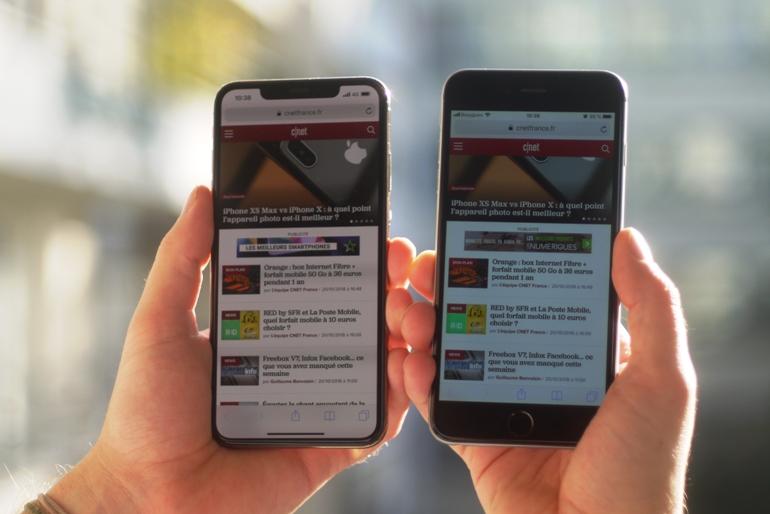foto de Test Apple iPhone XS Max : notre avis - CNET France