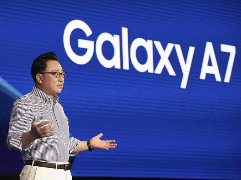 Le PDG de Samsung donne des précisions sur le futur smartphone pliable