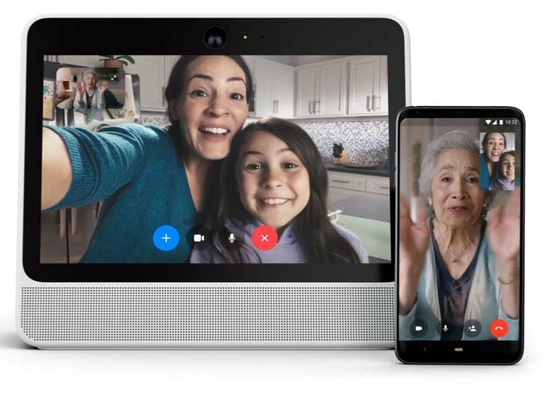 Portal : Facebook a son enceinte, avec Alexa et un cache intégré pour la Webcam
