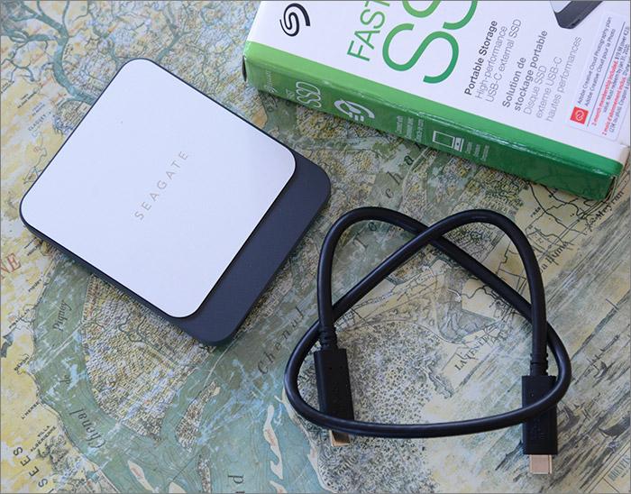 Disque SSD portable