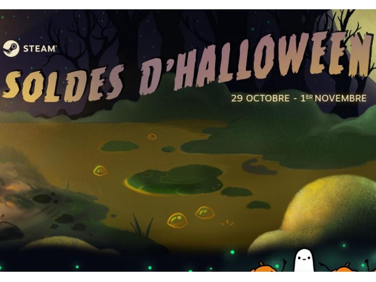 Steam lance ses soldes d'Halloween, avec de belles promos sur les jeux d'horreur