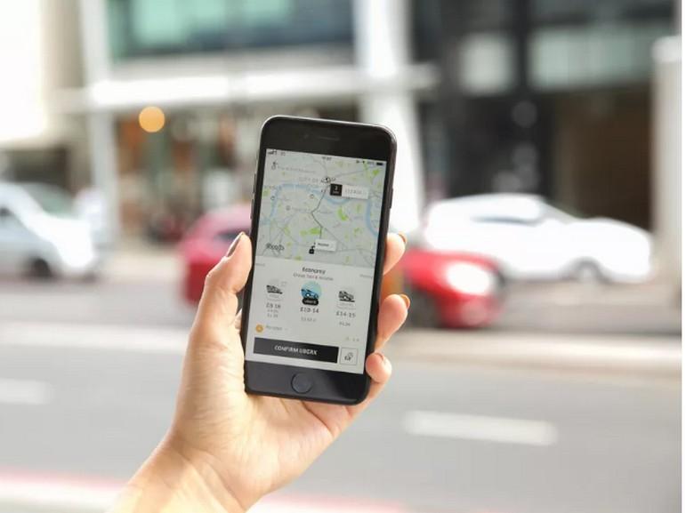 Uber lance de nouvelles options de sécurité pour les passagers et les chauffeurs