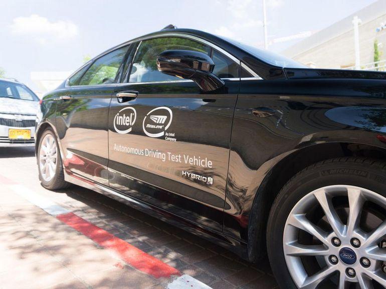 Volkswagen et Mobileye vont lancer le premier service de taxis autonomes en Israël
