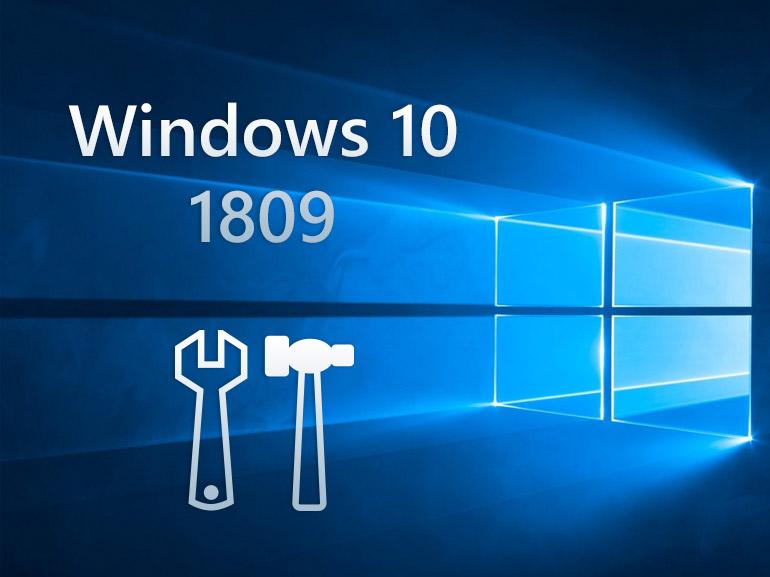 Windows 10 1809 : Microsoft teste des correctifs dont celui des applis par défaut