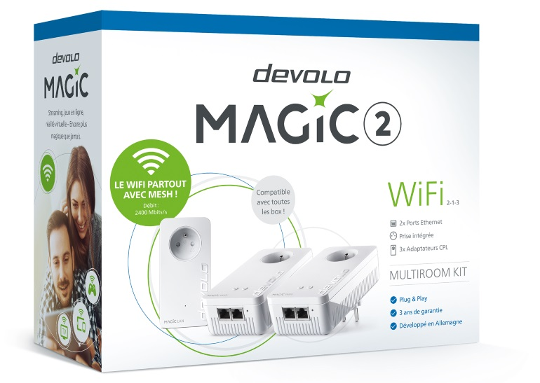 Devolo Magic 2 WiFi Pack Multi