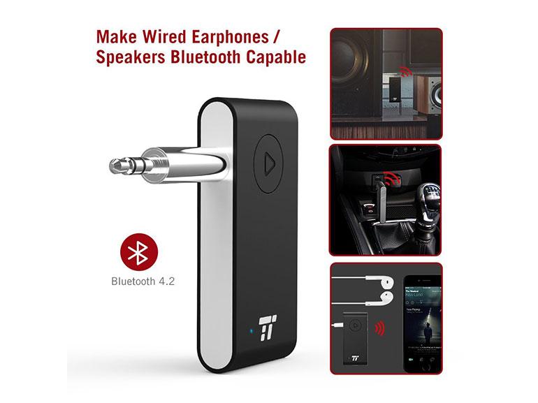 Bon plan : un adaptateur Bluetooth pour autoradio, enceintes ou écouteurs à 14,99€