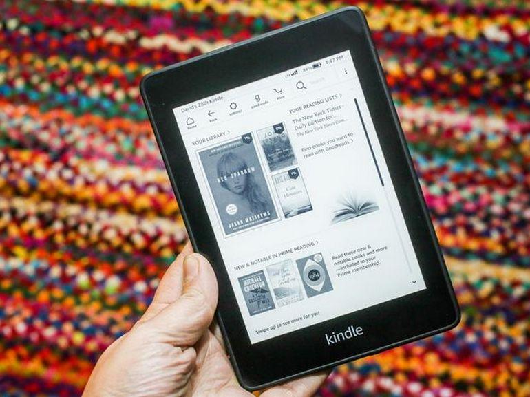 Bon plan : la liseuse Amazon Kindle Paperwhite est à 100€ au lieu de 130