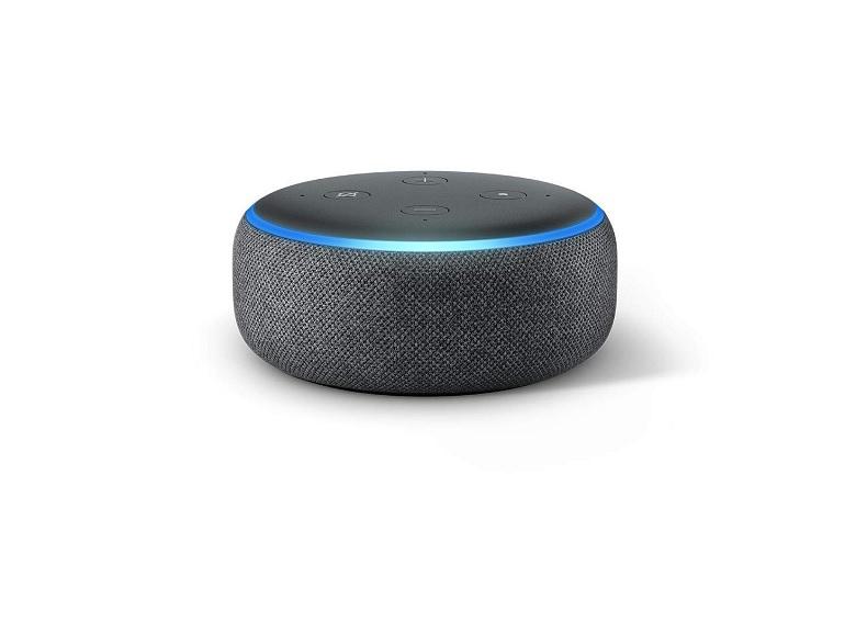 Bon plan : l'enceinte connectée Amazon Echo Dot 3 est à 24,99€ au lieu de 59,99