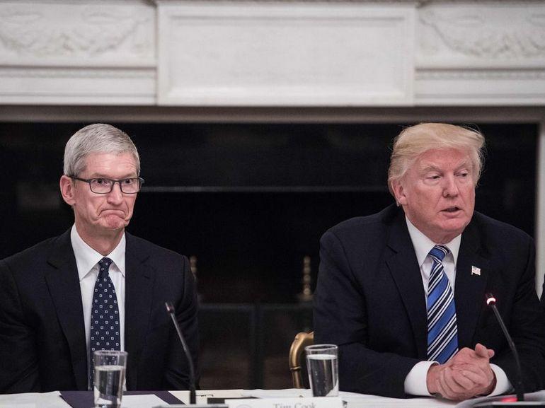 Les iPhone pourraient coûter plus cher aux Américains en raison de la guerre commerciale avec la Chine