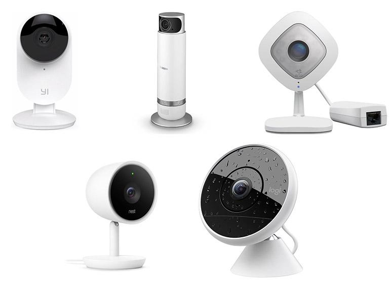 Les meilleures caméras de surveillance pour la maison