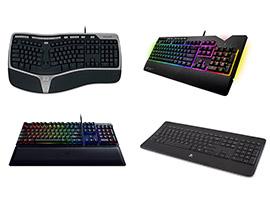 Les meilleurs claviers gamer 2018