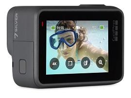 Bon plan : GoPro Hero 7 Silver à 249€ au lieu de 299€