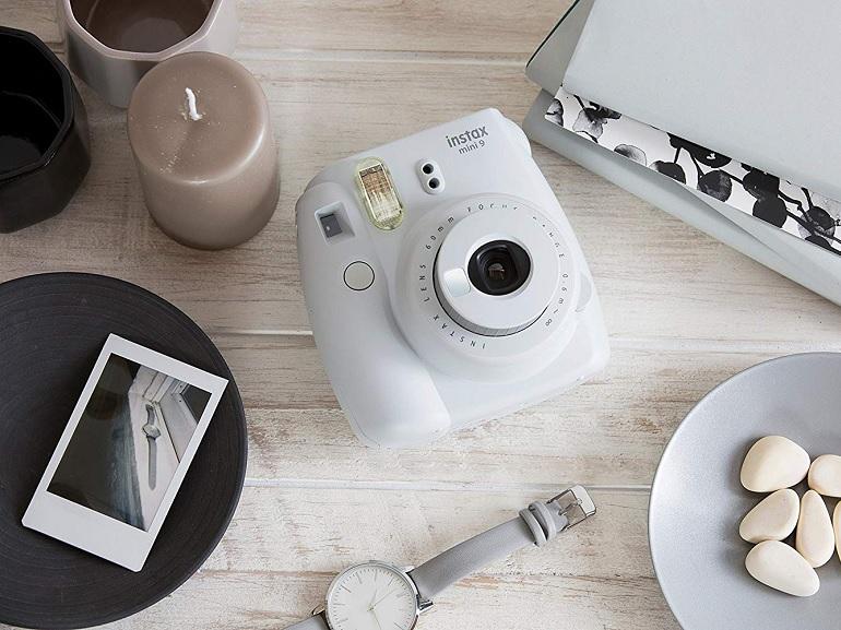 Bon plan : l'appareil photo instantané Fujifilm Instax Mini 9 à 59€ sur Amazon