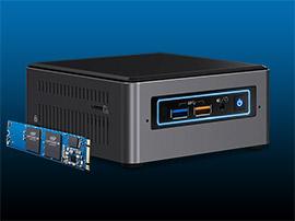 Intel NUC : un PC au format mini mais avec de belles possibilités