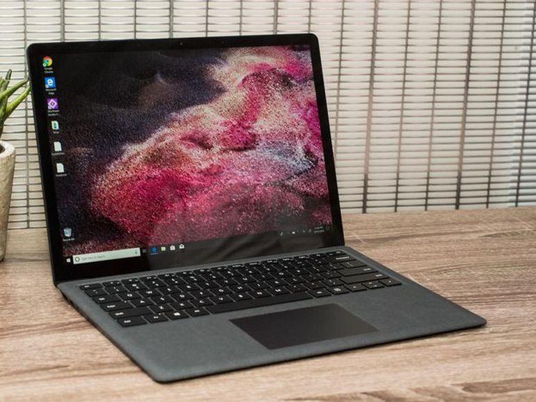 Le Surface Laptop 3 pourrait se décliner en version 15 pouces avec processeur AMD