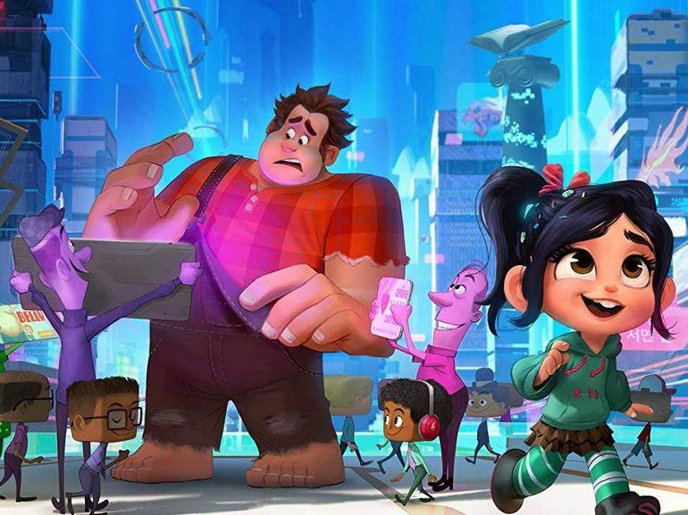 Ralph 2.0 de Disney cartonne aux US pour le weekend de Thanksgiving
