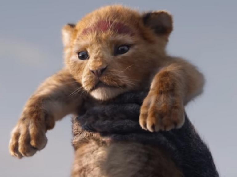 Le Roi Lion, le film: découvrez la bande-annonce rugissante du prochain Disney