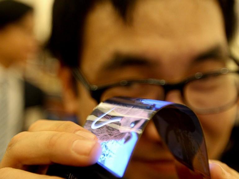 Samsung : le smartphone à écran pliable dévoilé cette semaine ?