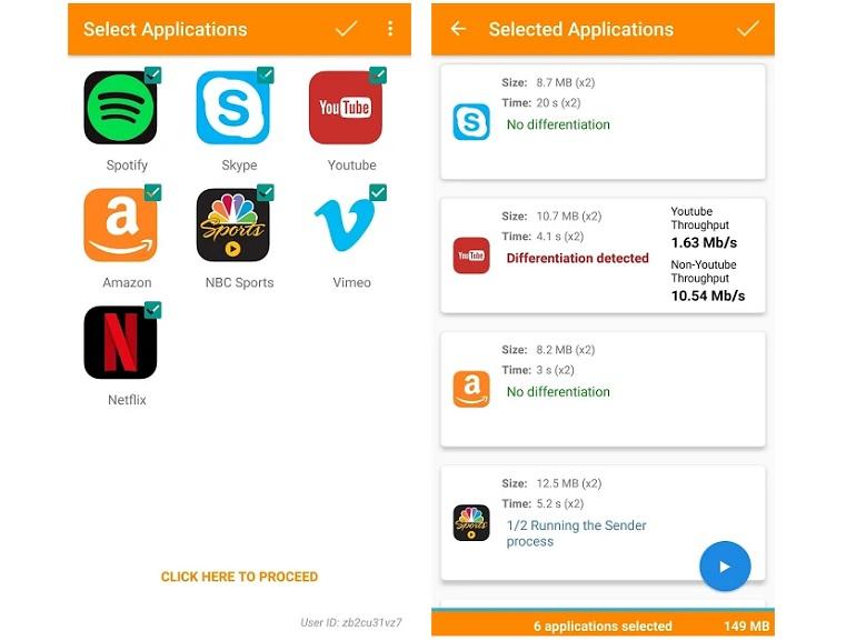 Une application permet de vérifier si votre opérateur respecte la neutralité du net