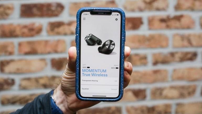 Test Sennheiser Momentum True Wireless : notre avis CNET