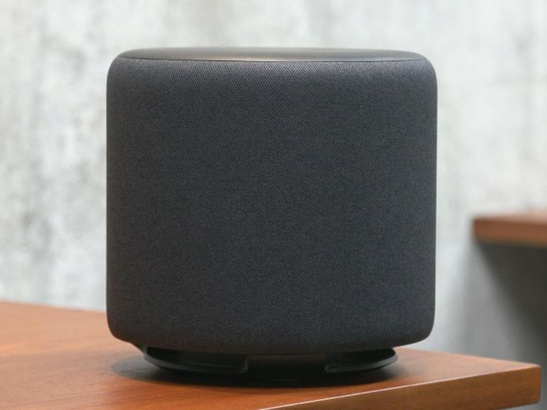 Test de l'Amazon Echo Sub : plus de basses pour Alexa
