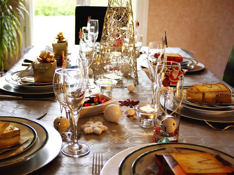 5 applis pour trouver des idées de plats et vous aider à réussir votre repas de fête pour le réveillon