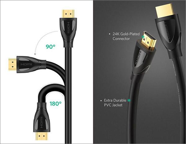 Câble HDMI