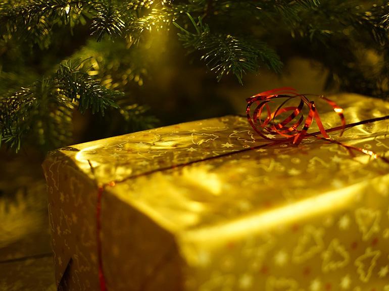 Noël Shopping - cover