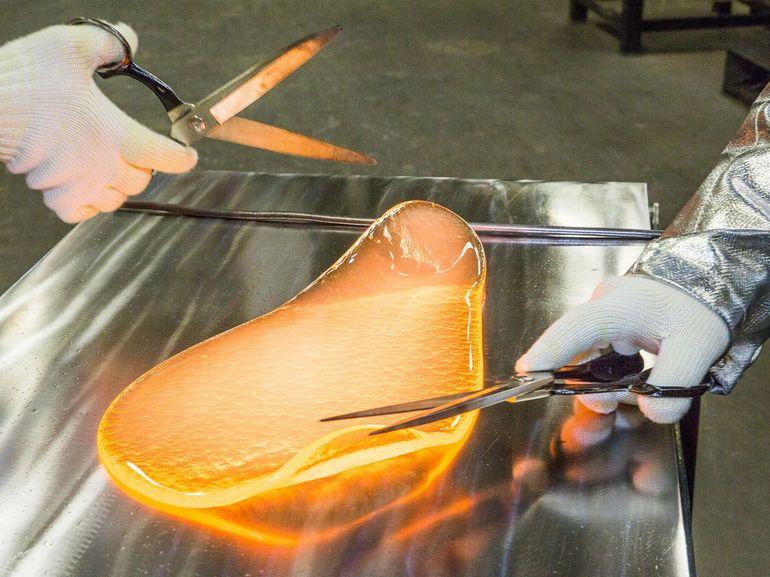 Nous sommes allés voir le verre pliable de nos futurs smartphones dans les usines de Corning