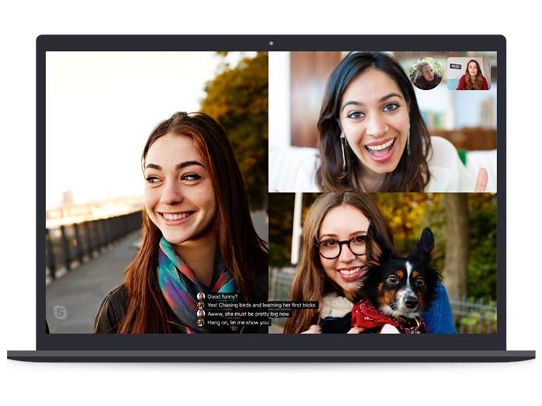 Skype et Powerpoint : l'affichage auto des sous-titres et traductions arrive